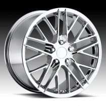 C6 Corvette  ZR1 Wheel - Chrome