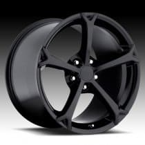 Corvette C6 Grand Sport Style Wheel - Black