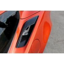 C7 Corvette Z06 Style Qtr Panel Intake Vents