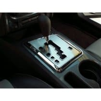 Dodge Challenger Stainless Shifter Plate