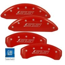 2010-2013 Camaro SS Engraved Brake Caliper Covers