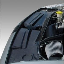 Dodge Challenger Carbon Radiator Cover