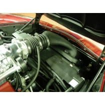 C6 Corvette  LS2 Callaway Honker Cold Air Intake System