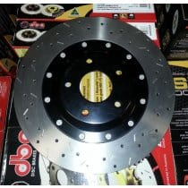 Corvette C5 DBA 5000 Series Front Brake Rotors