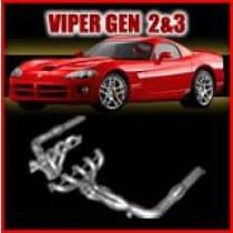 Dodge Viper American Racing Headers