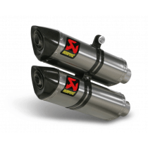 Ducati Streetfighter Akrapovic Slip-On Exhaust