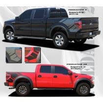 2010-2014 Ford Raptor Stripe Kit