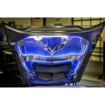C7 Corvette Stingray/Z06 - Illuminated Hood Trim
