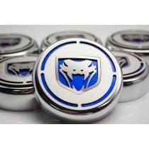 """2003-2007 Dodge Viper """"Fangs"""" 5pc Cap Cover Set"""