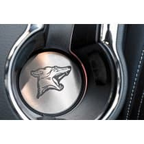 2015-2017 Mustang Coyote Cup Holder Inserts 2pc