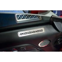 2015-2017 Mustang Matrix Series Door Vent Covers 2pc