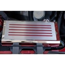 2015-2017 Mustang Fuse Box Cover with Customizable Color 273056