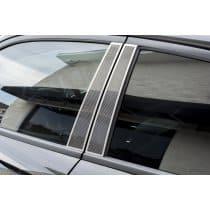 2011-2015 Dodge Charger Carbon Fiber Door Pillar Plate