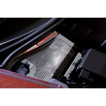 C6 Corvette Battery Cover Perforated 2008-2013 C6+GS