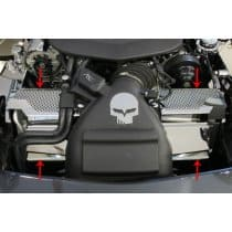C6 ZR1 Corvette Radiator Cover