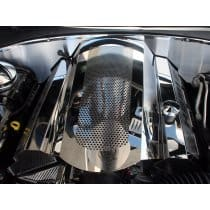 2009-2015 Dodge Challenger 5.7L Perforated Plenum Cover