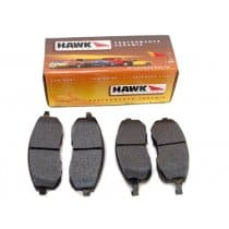 C7 Corvette Brake Pads - Hawk Ceramic - Rear NON Z51 HB727Z .592