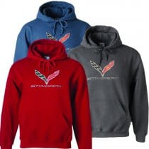 C7 Corvette Stingray Hooded Sweatshirt