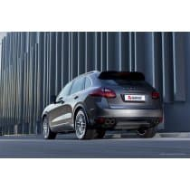 Porsche Cayenne Turbo Akrapovic Evolution Exhaust System