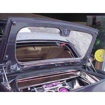 Corvette C5 Convertible Trunk Lid Panel - Mirror Finish