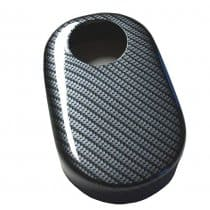 C6 Corvette Carbon Fiber Brake Reservoir Cover