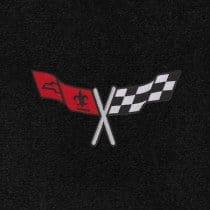 C3 Corvette Lloyd Velourtex Floor Mats