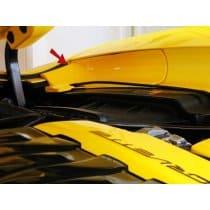 C7 Corvette Painted Inner Fender Covers