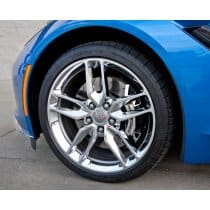C7 Corvette Brake Caliper Covers