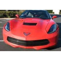 C7 Corvette Speed Lingerie Color Matched Front Mask Bra