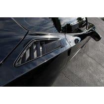 C7 Corvette Stingray Carbon Fiber Rear Quarter Panel Vents