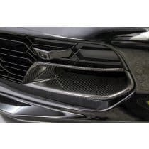 C7 Corvette Z06 and Grand Sport Carbon Fiber Brake Duct Inserts