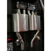 C7 Corvette Borla ATAK Rear Section Exhaust System #11866