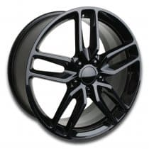 Corvette C7 Stingray Z51 Wheel - Black
