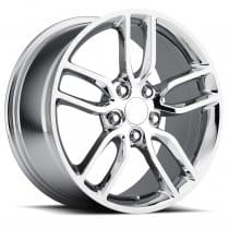 Corvette C7 Stingray Z51 Wheel - Chrome