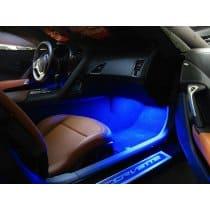 C7 Corvette LED Ambient Footwell Lighting Kit