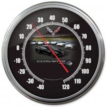 C7 Corvette Thermometer w/ C7 Stingray
