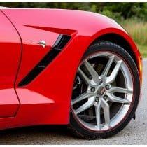 C7 Corvette Stingray Wheel Bands