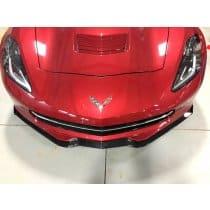 C7 Corvette Z06 Style Painted Front Splitter