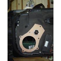 Corvette C5 Speaker Mounting Plates