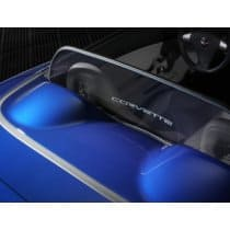C6 Corvette  Convertible GM Wind Deflector