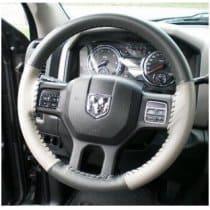2009-2016 Challenger Wheelskins Steering Wheel Wrap