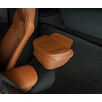 C7 Corvette Console Travel Pouch in Leather for Coupe