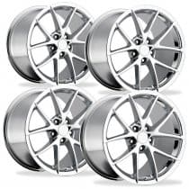Corvette C6 Z06 Spyder Wheel - Chrome (Set)