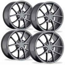 Corvette C6 Z06 Spyder Wheel -Competition Grey (Set)