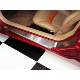 C5 Corvette Brushed Doorsills Plates