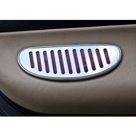 C5 Corvette Door Reflector Bezels