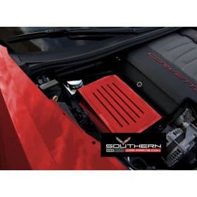 c corvette stingray painted plenum cover c7 corvette custom painted steel fuse box cover w ribbed finish