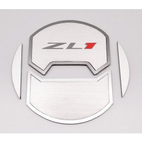 2010-2015 Camaro ZL1 Dash A/C Vent Surrounds with ZL1 Logo