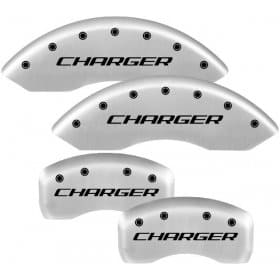 2005-2010 Dodge CHARGER 2.7L, 3.5L V6 Satin Caliper Covers
