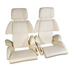 1991-1993 C4 Corvette Sport Seat Foam 8 Piece Set